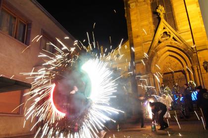 Noël dans le Val de Moder  Crédit photo :  Carole Michel-Merckling pour la commune de Val-de-Moder