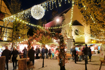Christmas Markets Calendar | Christmas in Alsace