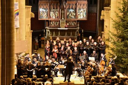 Concert, Rouffach, Pays de Rouffach, Vignobles et Châteaux, Haut-Rhin, Alsace